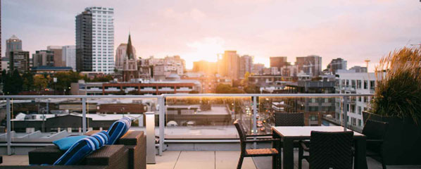 Best rooftop bars and patios in Chicago's Gold Coast neighborhood