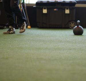 Performance Training Turf.
