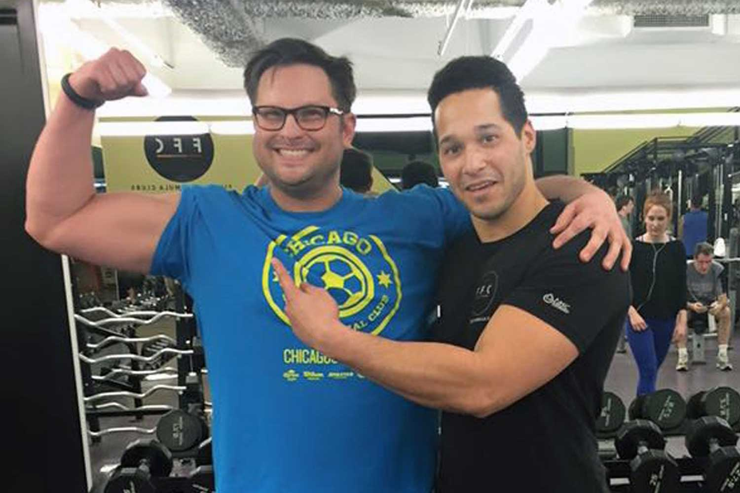 How FFC Union Station helped me get fit and become a beast by 40