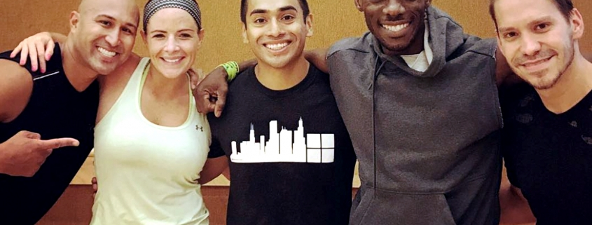 Member stories: here's what happened when FFC member Omar tried MYZONE