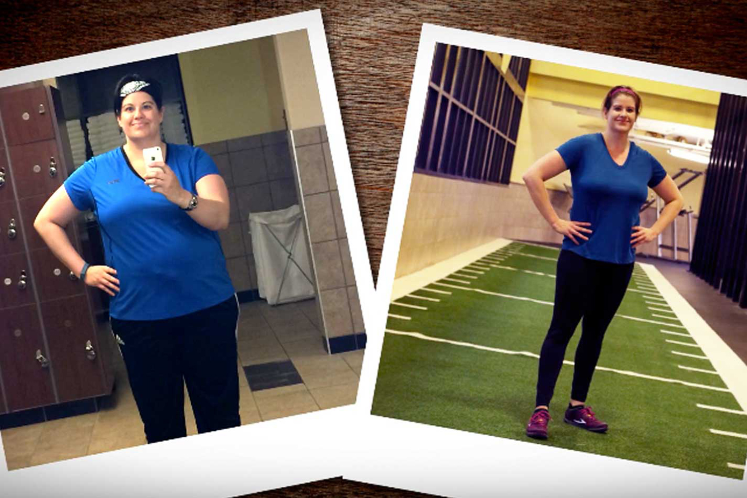 How member Heather made a lifestyle change and lost 65 pounds!