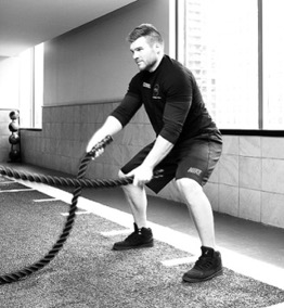 Try a mini HIIT workout on your own!