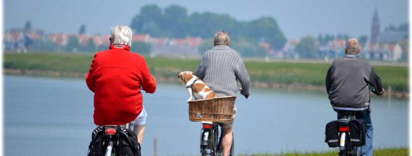 Benefits of exercise for aging populations