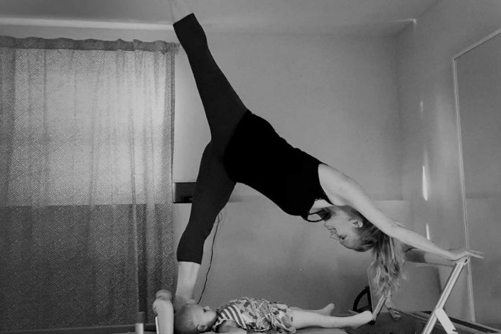 Benefits of Pilates after pregnancy