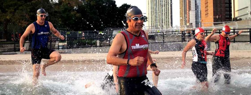 How to achieve more efficient triathlon transitions
