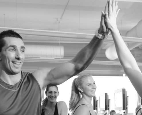 Shred to Wed fitness bootcamp