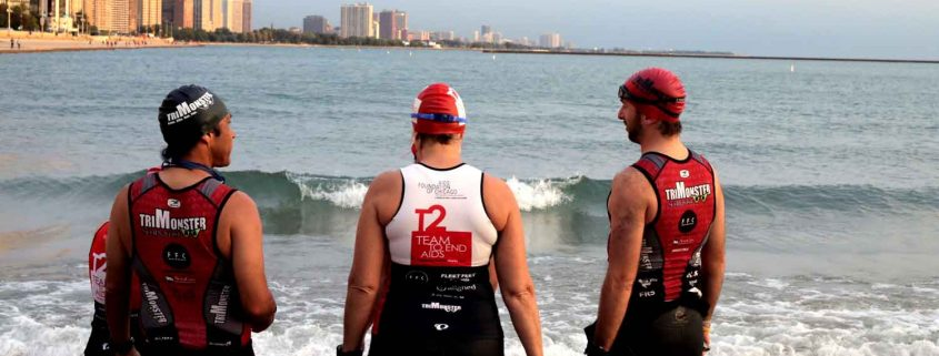 Sign up for the Chicago Triathlon and train at FFC!
