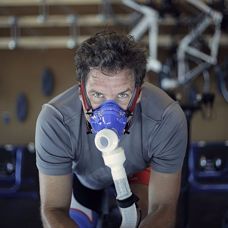 VO2 Max testing at FFC in Chicago