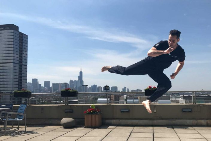 Why you need to incorporate martial arts into your workout routine