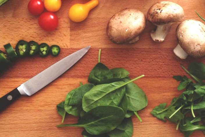 Food prep tips to eat healthier FFC