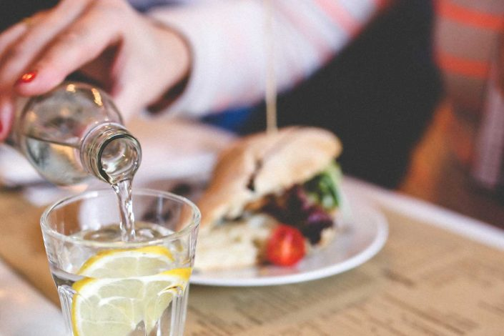 Healthy and delicious lunch spots in Boystown in Chicago