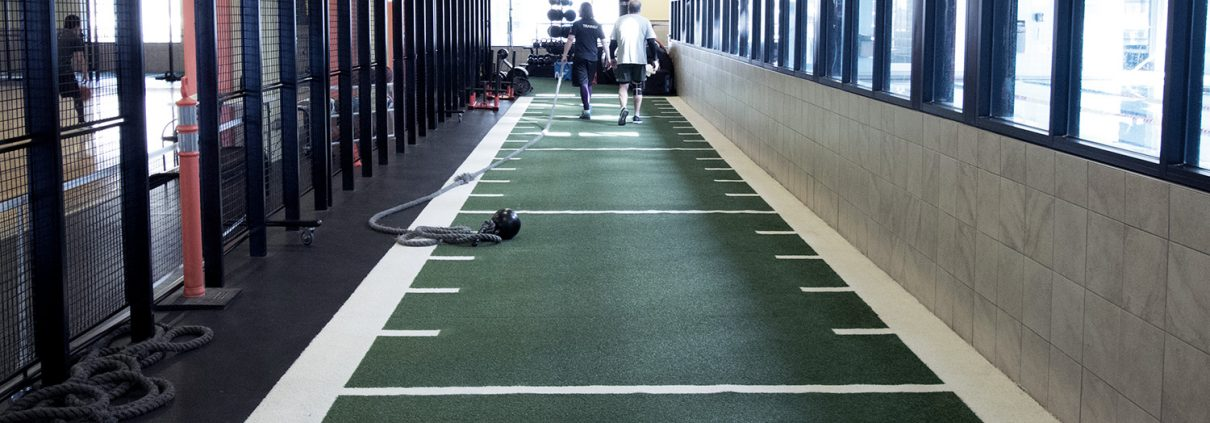 FFC Gold Coast Main Fitness Floor
