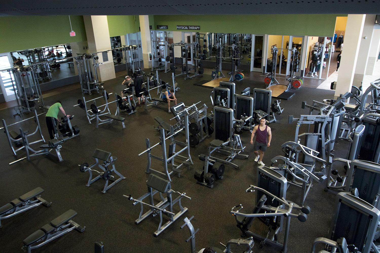 Ffc park ridge weight room fitness formula clubs