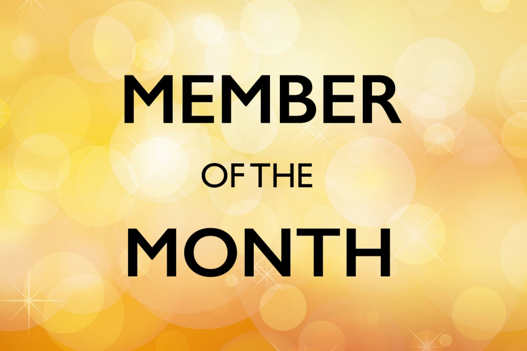 member of the month fitness formula clubs