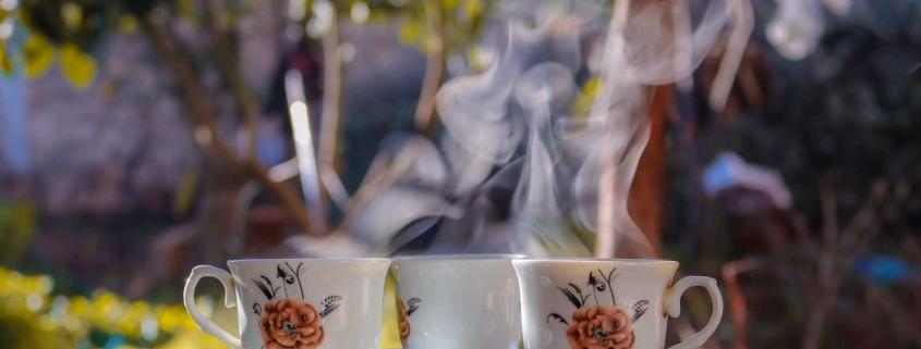 Mother/Daughter tea at FFC Oak Park