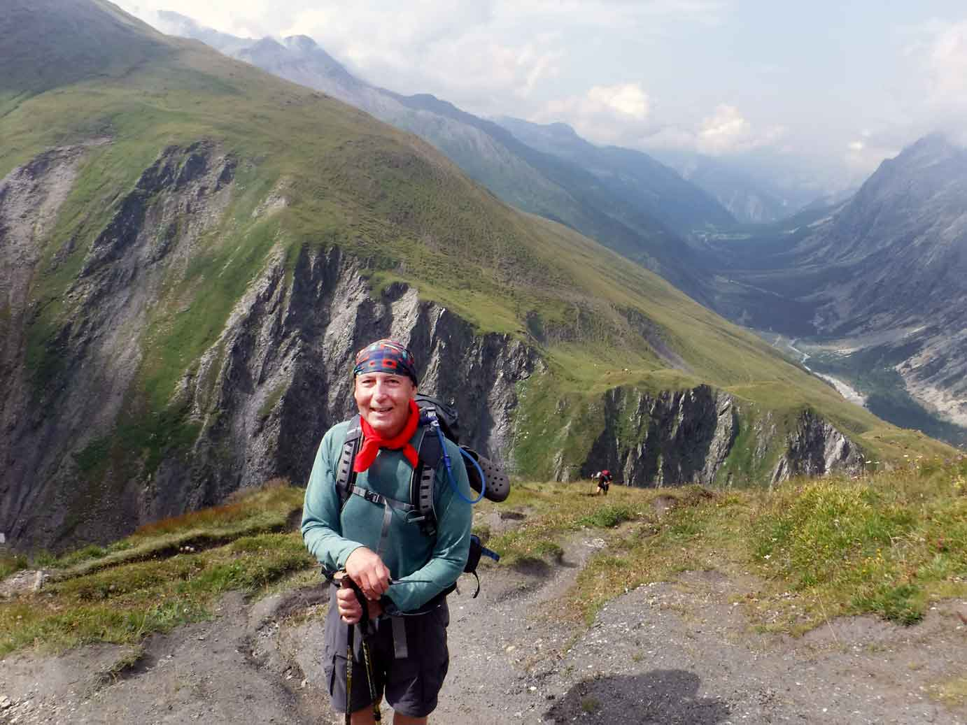 Trekking the Tour du Mont Blanc