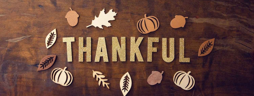 Thankful graphic for thanksgiving