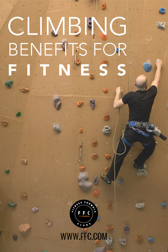 Best benefits for fitness indoor rock climbing Chicago FFC
