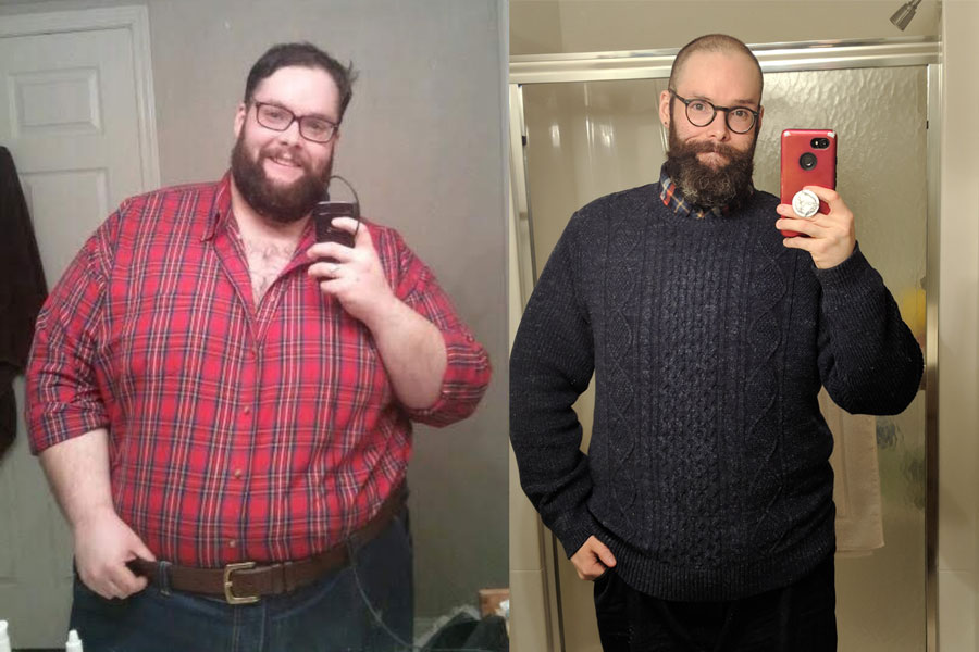 Member Stories: Chris Lewis - weight loss journey and 1 year anniversary