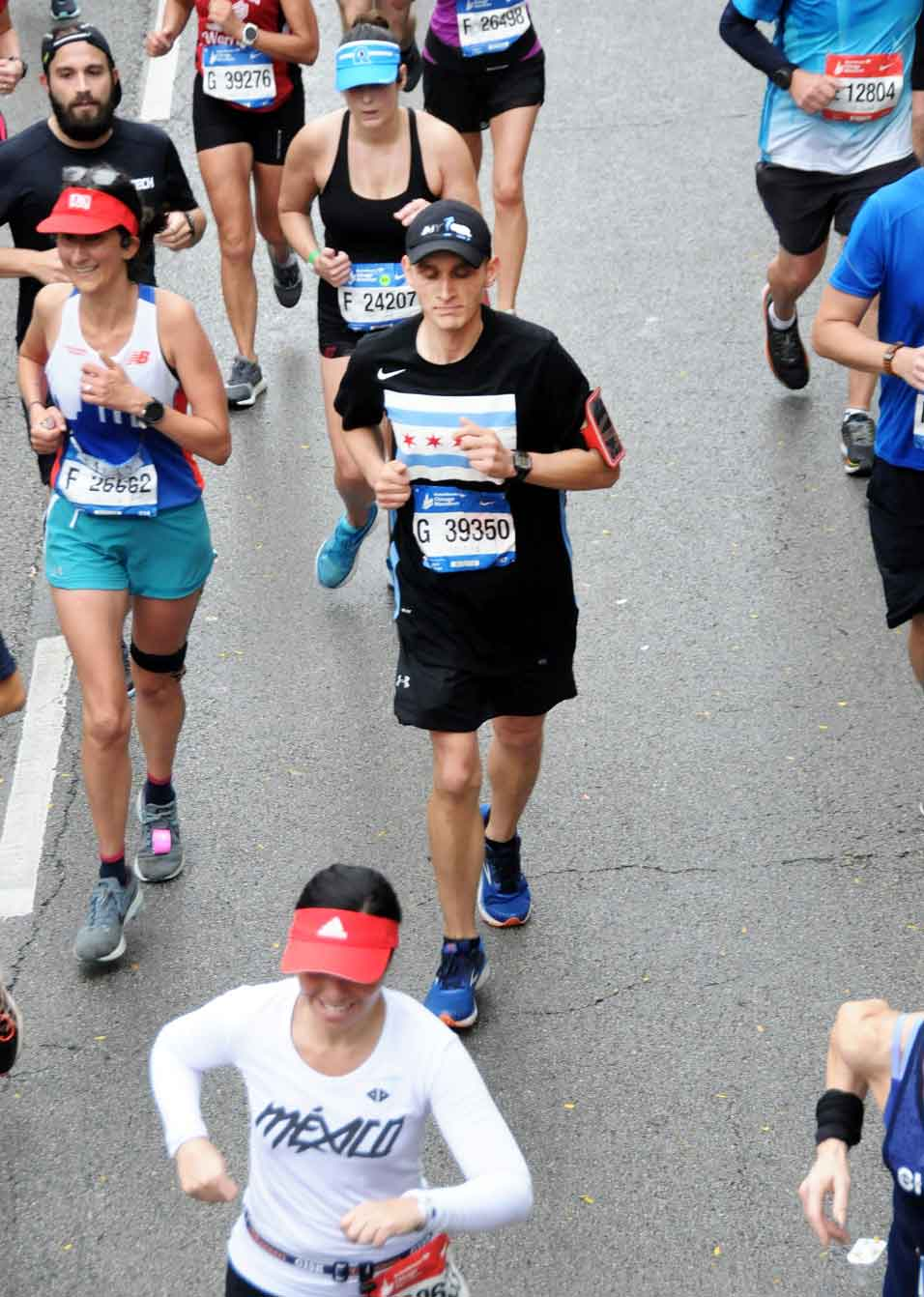 Running the marathon - how FFC helped member John finish the Chicago Marathon