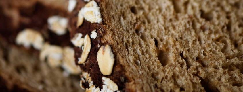Gluten free, vegan bread recipe - easy no-yeast Irish brown bread!