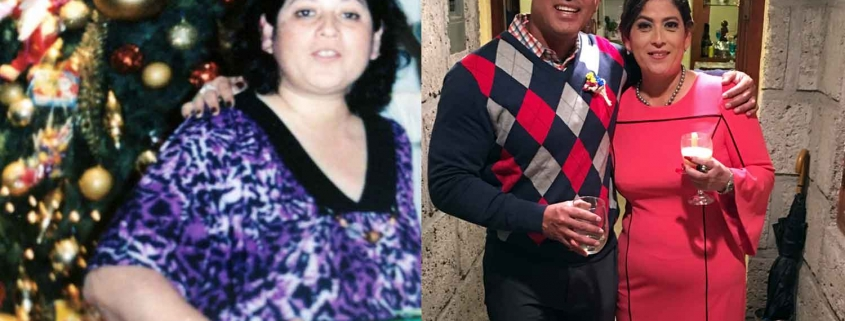 Member stories: How Laura V got involved with FFC and Myzone and lost over 70 in Mexico!