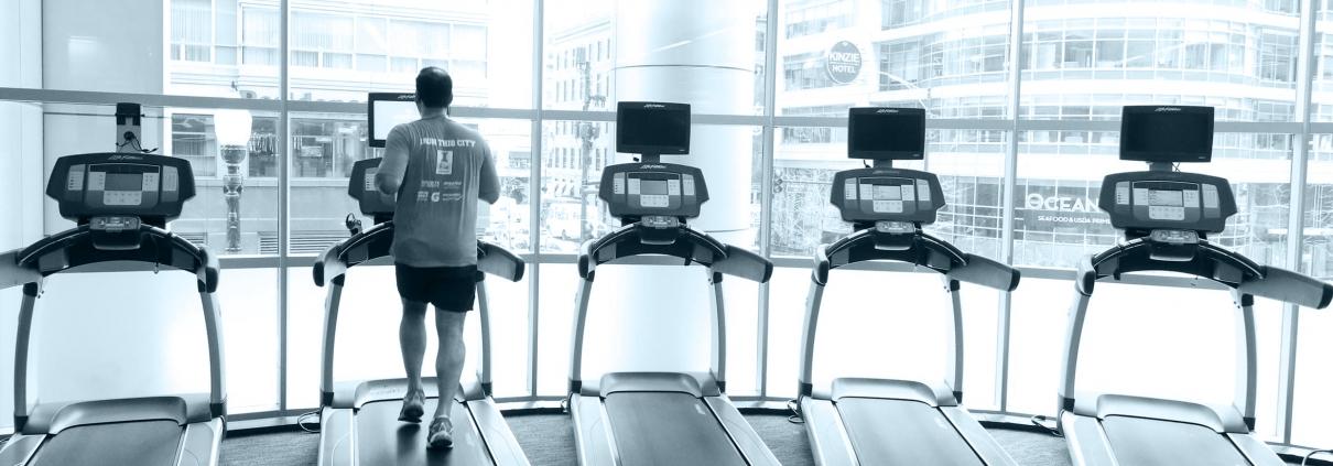 FFC 353 treadmills.