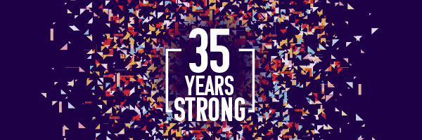 35 Years Strong: Enrollment Fee Offer
