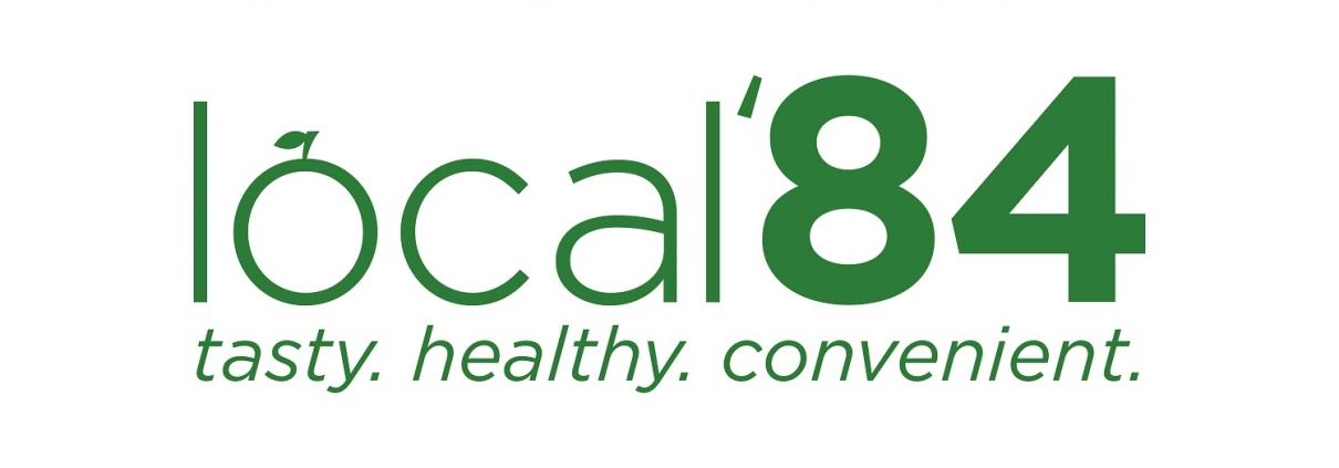 Image of local84 cafe logo