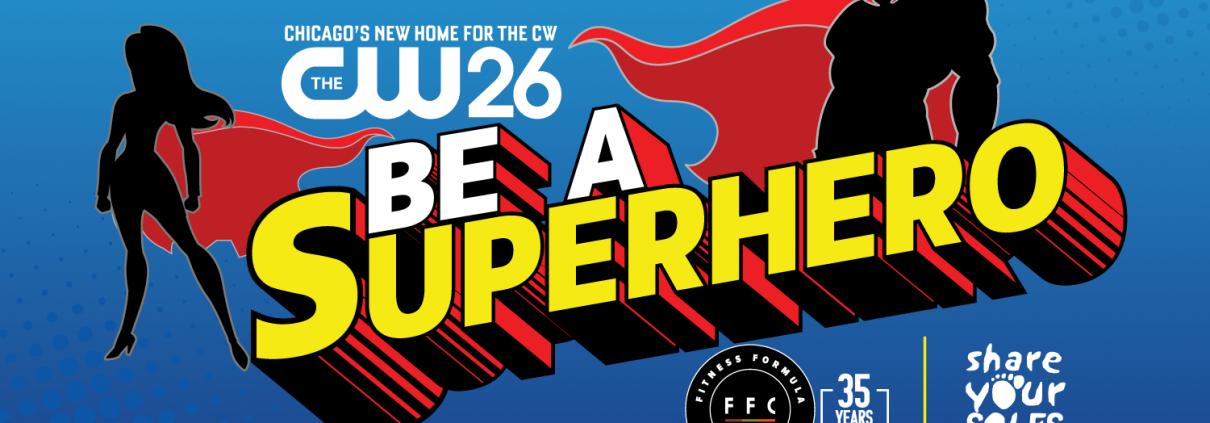 CW 26 Superhero Shoes