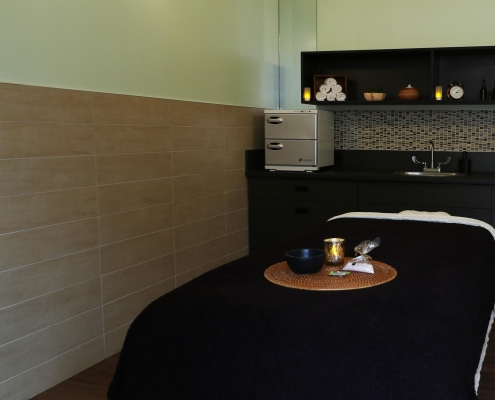 Massage room at FFC Elmhurst.