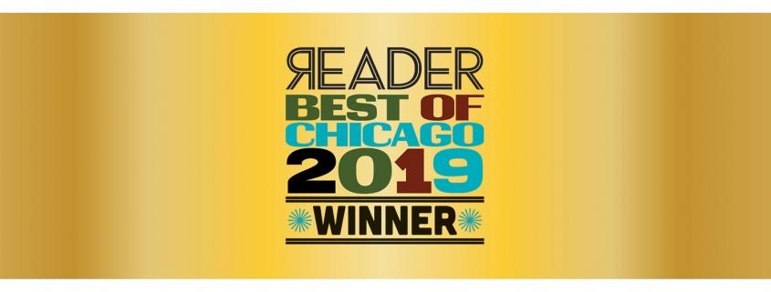 Reader Best of Chicago 2019