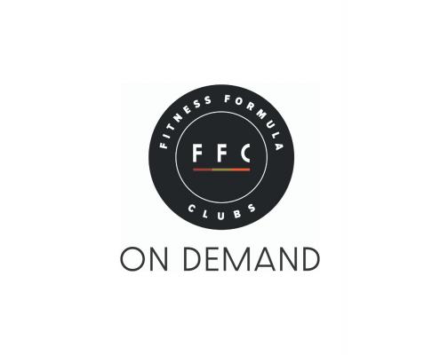 Fitness Formula Clubs Logo - On Demand