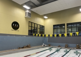 Union Station pool renovation photo