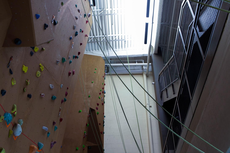 FFC Park Ridge Climbing Wall