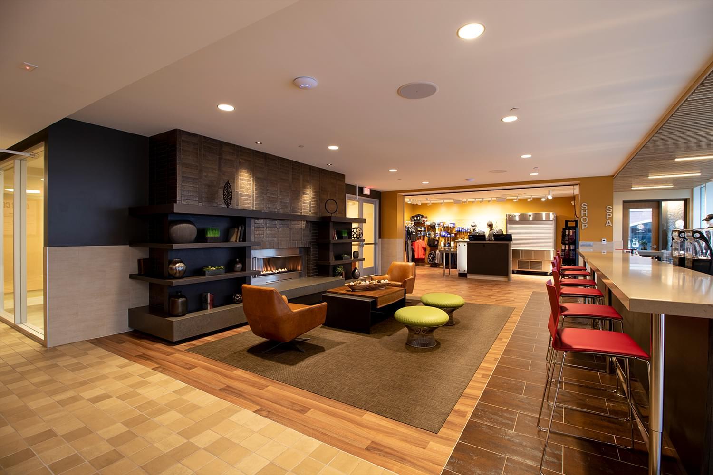 FFC Elmhurst Club Lounge