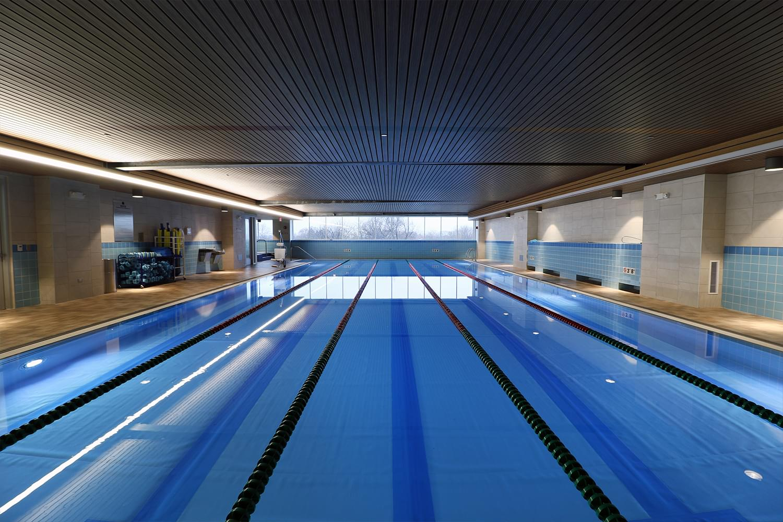 FFC Elmhurst Lap Pool