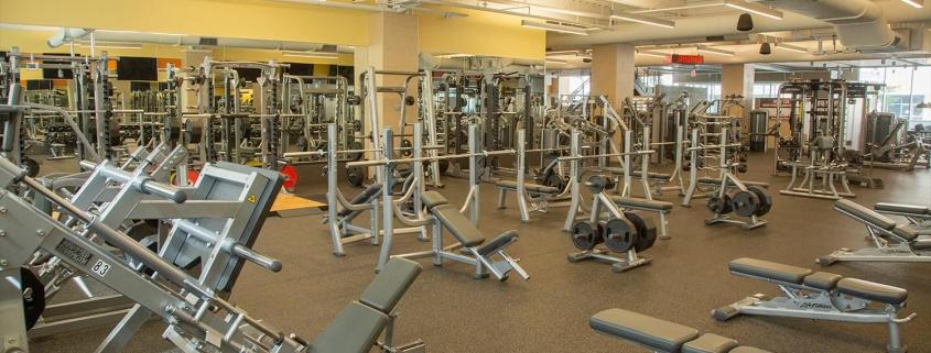 FFC Elmhurst Strength Floor
