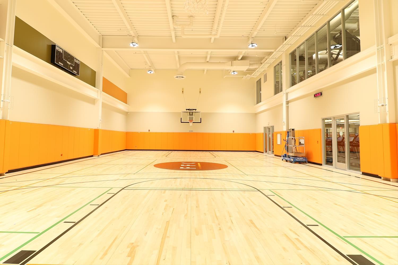 FFC Elmhurst Basketball Court