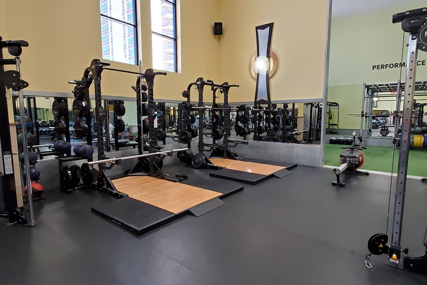 FFC Old Town Weight Room