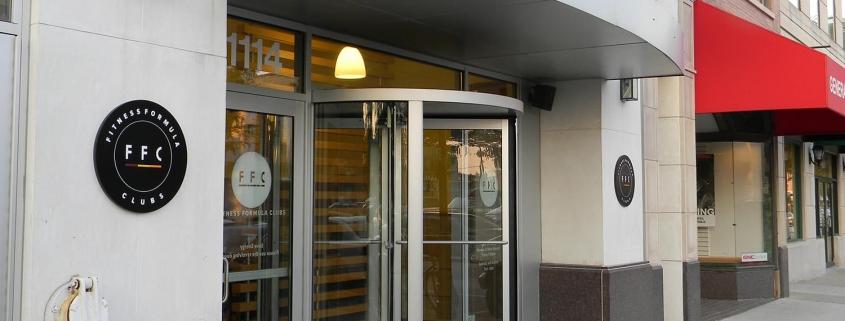 FFC Oak Park Entrance