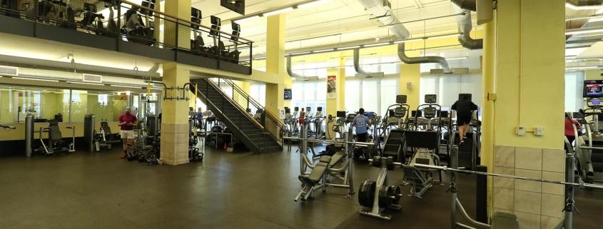 FFC Oak Park Strength Floor