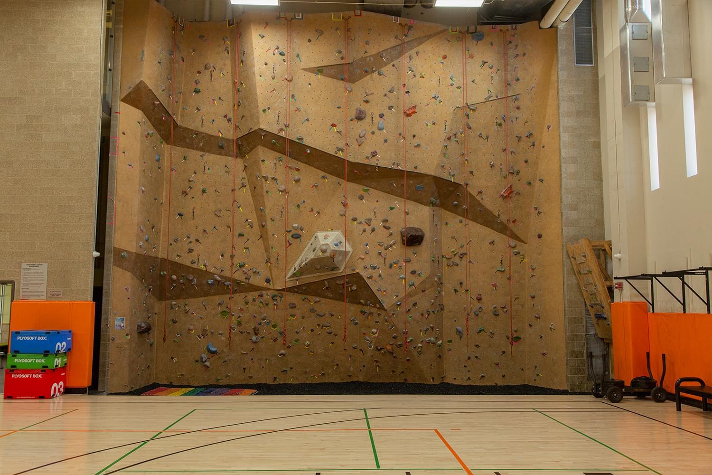 FFC Oak Park Climbing Wall