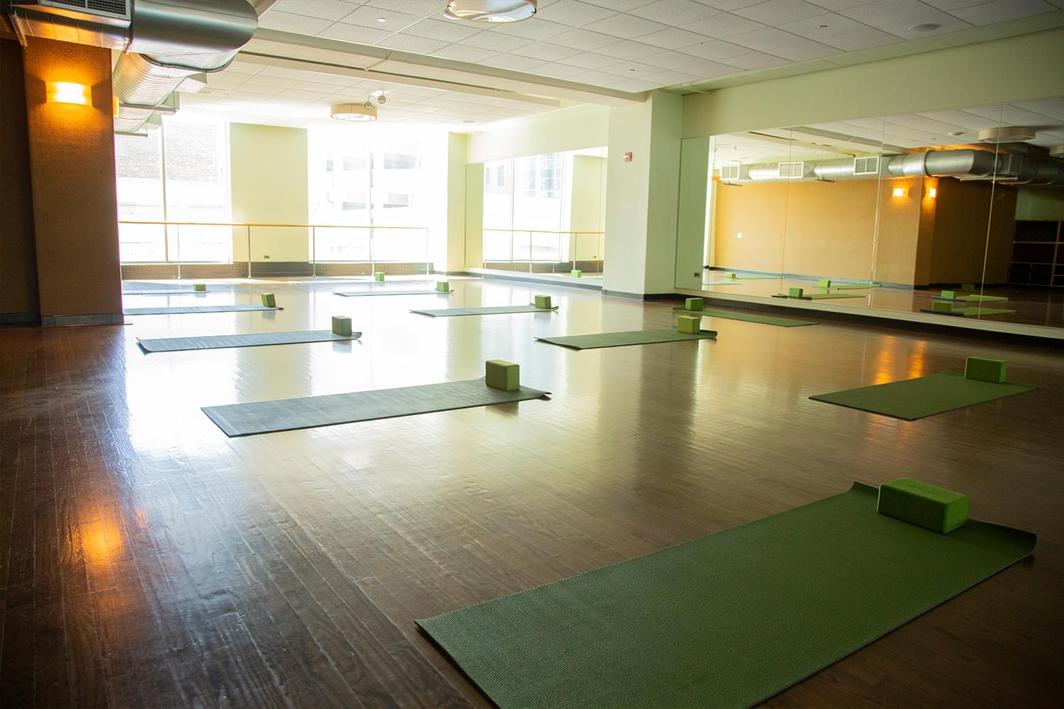 FFC Oak Park Yoga Studio