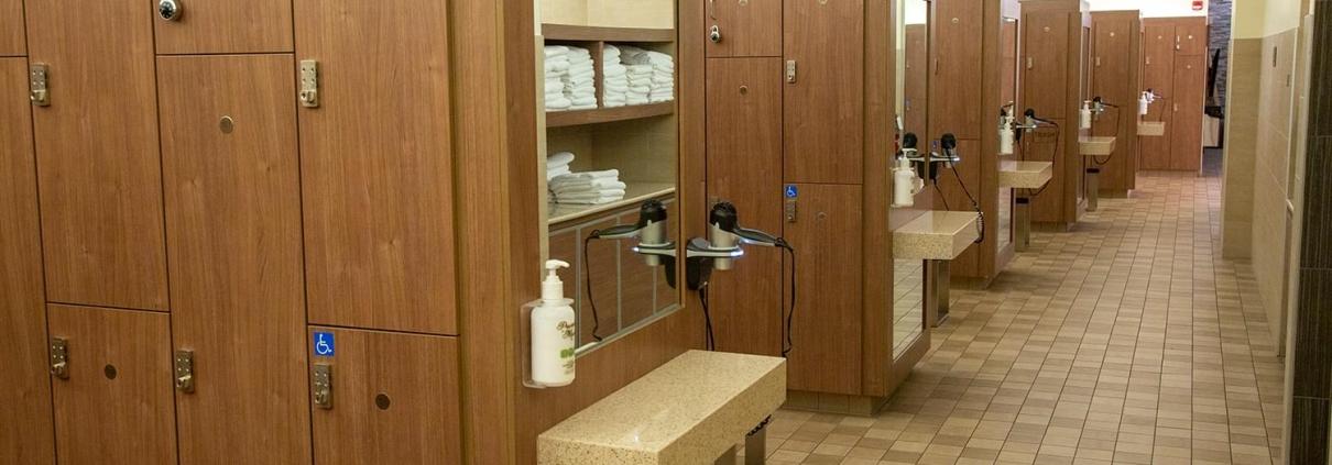 FFC Park Ridge Locker Room