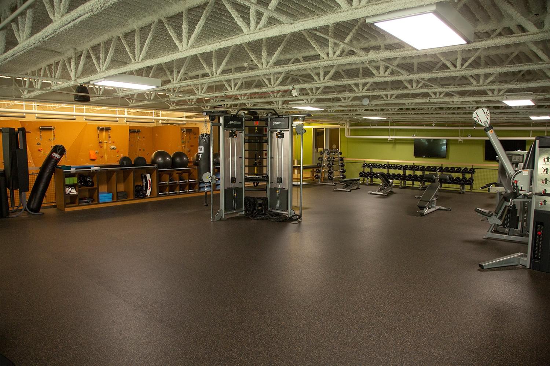 FFC Park Ridge Mezzanine Floor