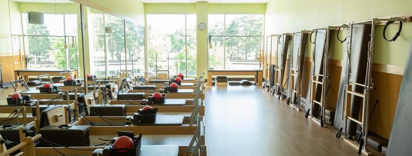 FFC Park Ridge Pilates Room