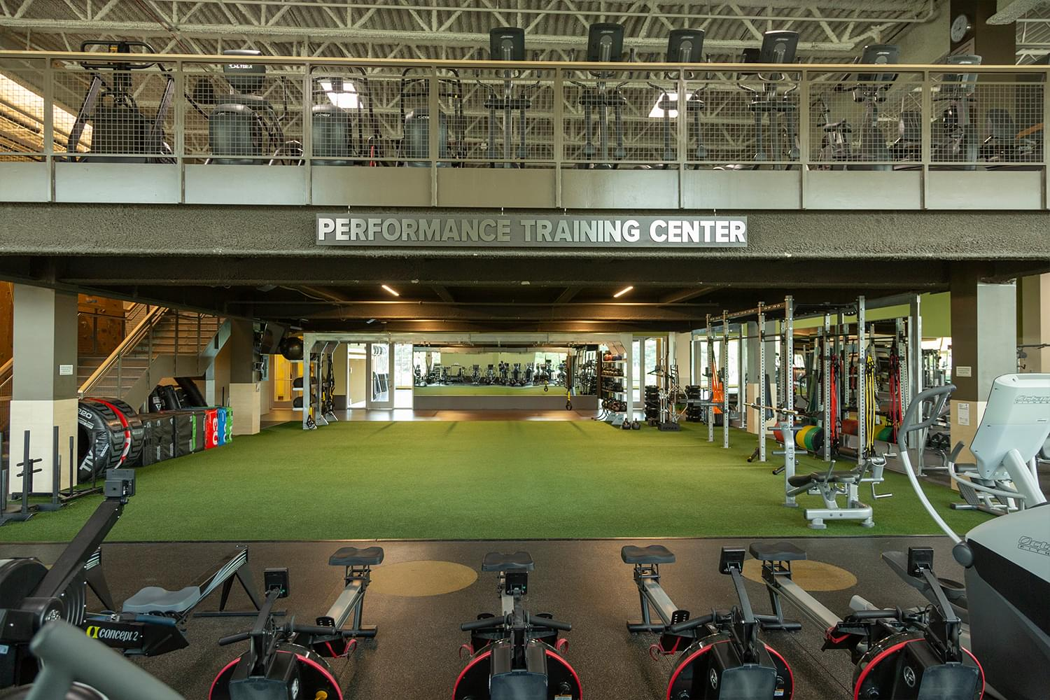 FFC Park Ridge Performance Training Center