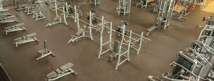 FFC Park Ridge Strength Floor