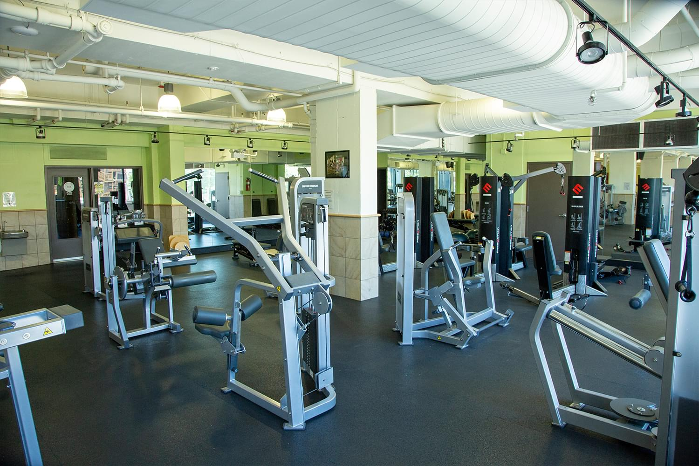 FFC Boystown Fitness Floor Machines